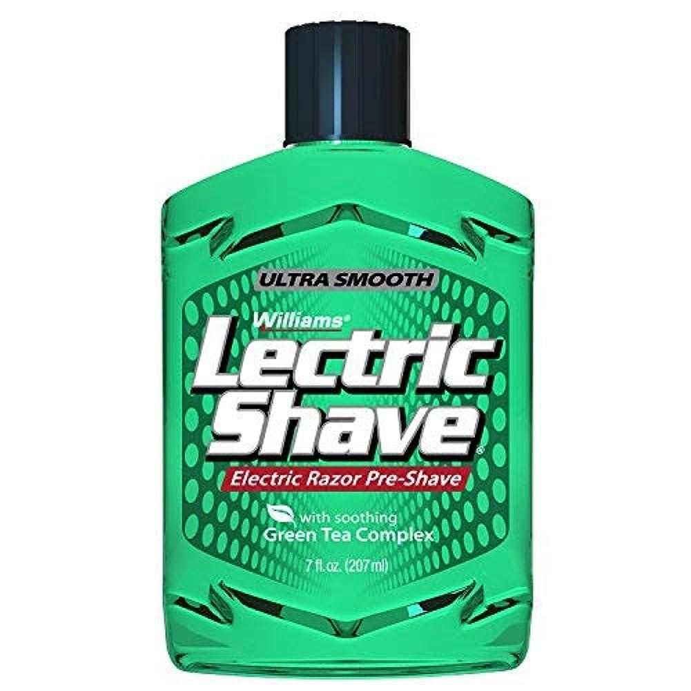契約モーター収益Williams Lectric Shave 7 Ounce [並行輸入品]