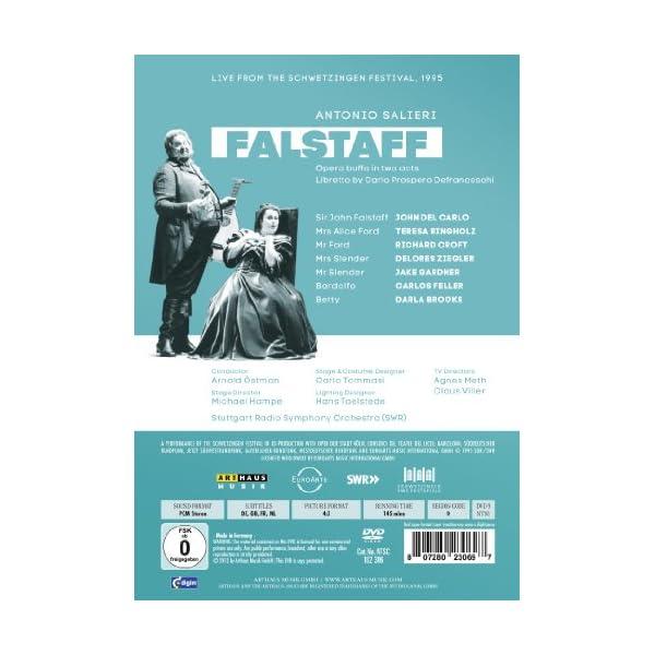 Salieri: Falstaff [DVD]...の紹介画像3