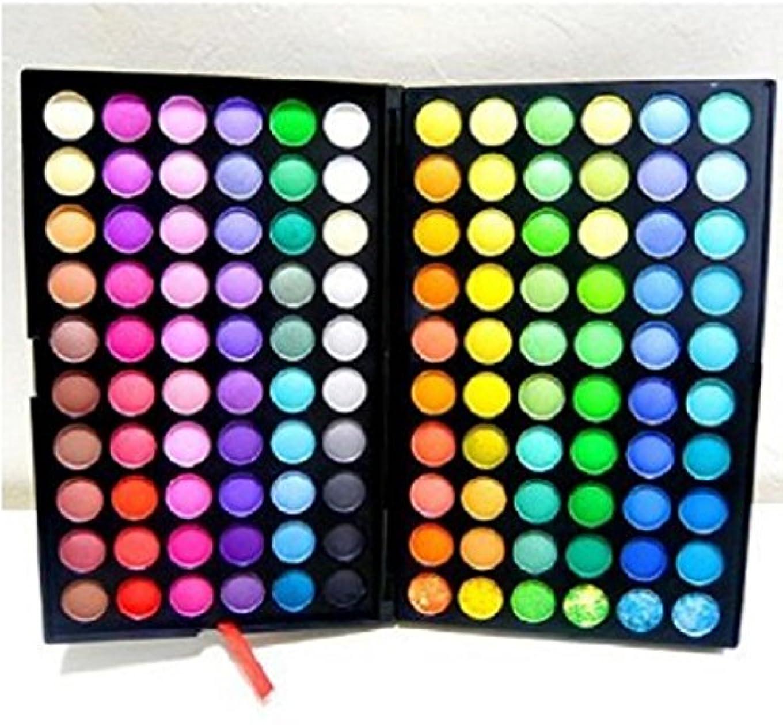 プロ仕様! 発色が素晴らしい!120カラーアイシャドウパレット メイクパレット