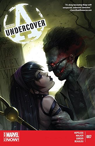 Download Avengers Undercover #7 (English Edition) B00ZNZJ52G