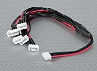 JST-XH Parallel Balance Lead 3S 250mm Wire Cable - FAST FREE SHIPPING FROM Orlando, Florida USA! by HobbyFlip [並行輸入品]