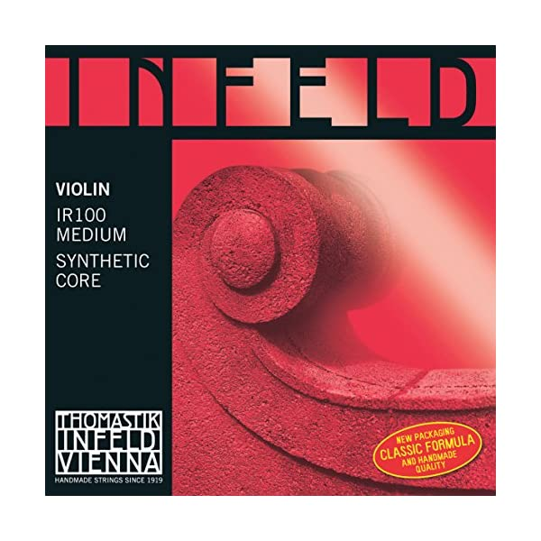 インフェルド・レッド バラ弦 (A線)の商品画像