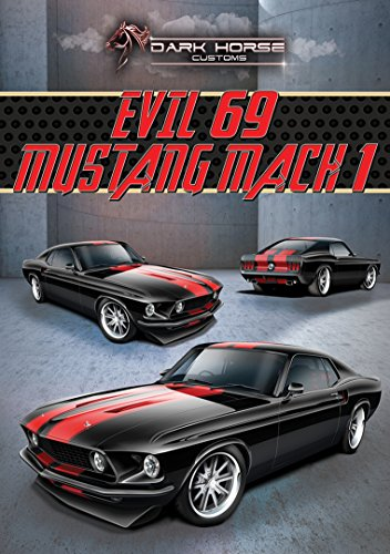 Evil 69 Mach 1: Ford Mustang Dhc 351 Series [DVD] [Import]