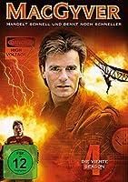 MacGyver - Season 4 [Import anglais]