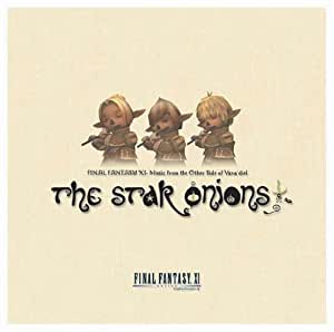 THE STAR ONIONS FINAL FANTASY XI -Music from the Other Side of Vana'diel