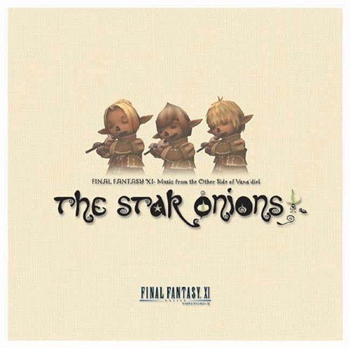 THE STAR ONIONS FINAL FANTASY XI -Music from the Other Side of Vana'dielの詳細を見る