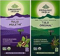 Tulsi Mulethi 25 Infusion Tea Bags Tulsi Original Tea, 25 Infusion Tea Bags Fat to Fit
