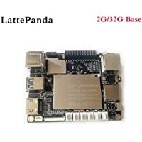 lattepanda (2g/32gbバージョン) フルWindows 10/Linux MiniPCインテルx86x64Quad Core 1.8GHz Arduino開発ボードShip with Accessories (win10Actived)