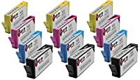 Laser Tek Services Compatible Ink Cartridge Replacement for HP 564XL (3 Black, 3 Cyan, 3 Magenta, 3 Yellow, 12-Pack) [並行輸入品]