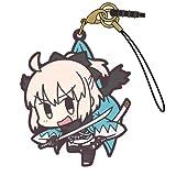 Fate/Grand Order セイバー 沖田総司 つままれストラップ
