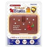 テクセルジャパン Bitatto ビタット 携帯用 ウェットシートウォーマー ウエットシートのフタ ビタット温 はらぺこあおむしと雪