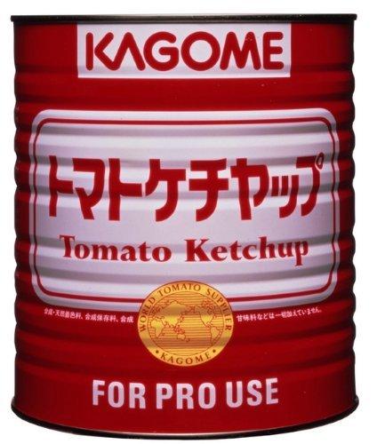 トマトケチャップ 標準 3300g /カゴメ(1缶)