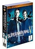 SUPERNATURAL/スーパーナチュラル 5thシーズン 後半セット(13~22話・5枚組) [DVD]