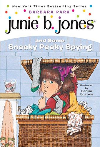 Junie B. Jones #4: Junie B. Jones and Some Sneaky Peeky Spyingの詳細を見る