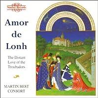 Amor De Lonh/Troubadors Love