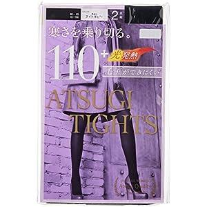 (アツギ)ATSUGI タイツ 110D アツギ タイツ (ATSUGI TIGHTS) 110デニール 〈2足組3セット〉 FP11102P 581 ナイトネイビー M~L