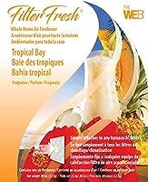 Scented Furnace Air Freshener Pad-FILTER FRESH FRAGRANCE (並行輸入品)