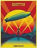 Amazon.co.jpLed Zeppelin: Celebration Day [Blu-ray] [Import]