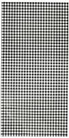 (まとめ買い) シモジマ FB S4 ギンガムミニ 黒 003079501 【×3】