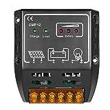 Anself 10A/20A 12V/24Vソーラー充放電コントローラー ラソーラーパネル バッテリーレギュレータ 安全保護