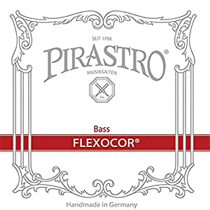 PIRASTRO Bass FLEXOCOR 341220 D線 コントラバス用弦