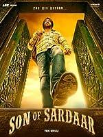 Son Of Sardaar (Hindi Movie / Bollywood Film / Indian Cinema DVD) 2013