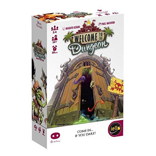 Welcome to the Dungeon Board Game [並行輸入品]