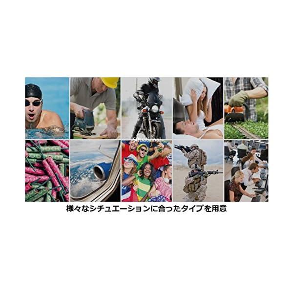 CRESCENDO 耳栓 ライブ用 イヤープロ...の紹介画像7