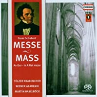 Messe-Mass As-Dur in by F. Schubert (2008-12-15)