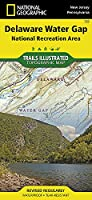 National Geographic Delaware Water Gap National Recreation Area Map: Trails Illustrated National Parks (National Geographic Trails Illustrated Map)
