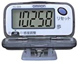 オムロン(OMRON) 歩数計 ヘルスカウンタ ステップス ピュアホワイト HJ-005-W