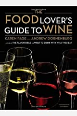 Food Lover's Guide to Wine Hardcover