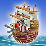ONEPIECE ワンピース ゆらゆら海賊船コレクションvol.3 ビッグトップ号 単品 フィギュア バンダイ