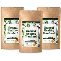 【セット】Natural Healthy Standard.ナチュラルヘルシースタンダード ミネラル酵素グリーンスムージー マンゴー味 160g (2017年リニューアル品) 3袋セット