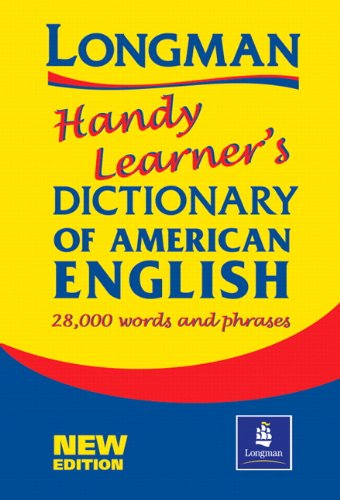 Longman Handy Learner's Dictionary of American Englishの詳細を見る