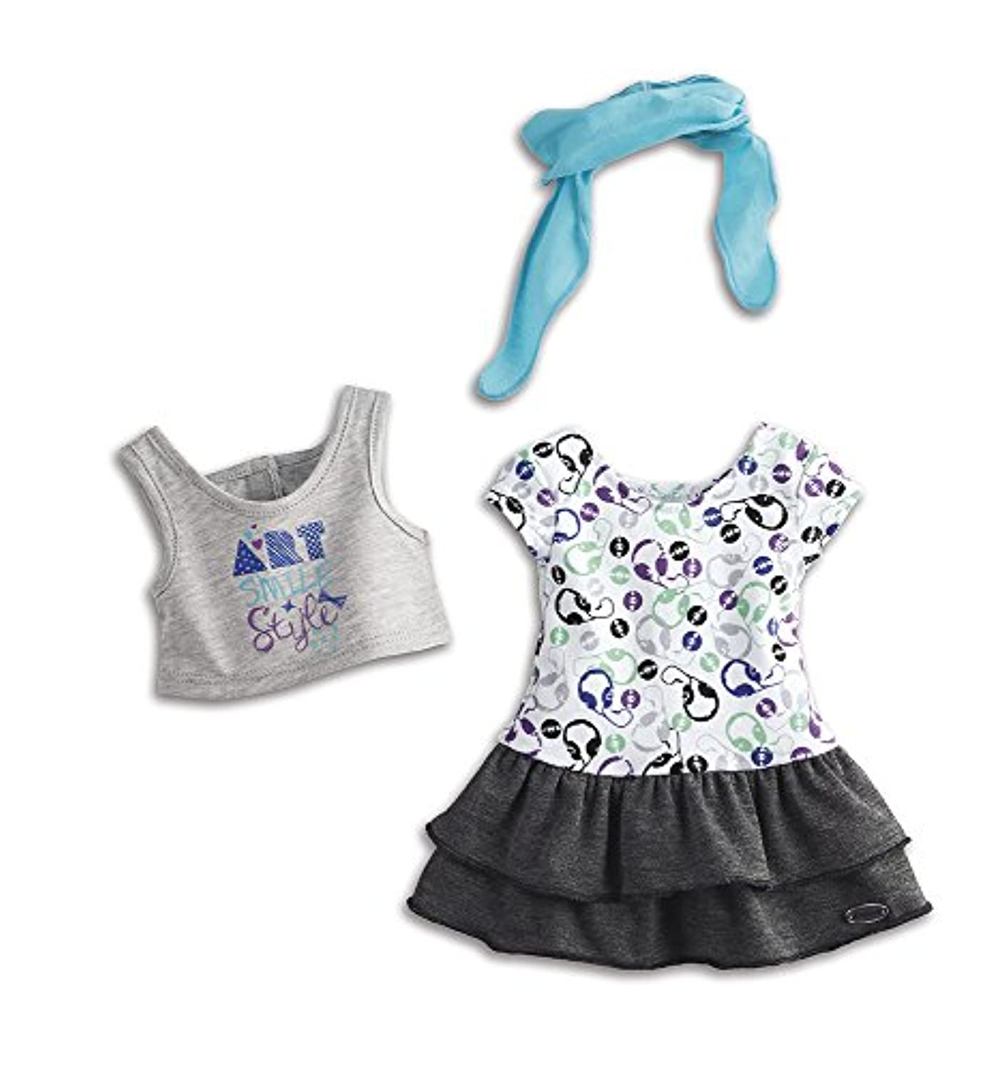 American Girl Z's Sightseeing Outfit for 18-inch Dolls