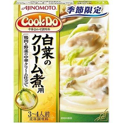 味の素 クックドゥ 白菜のクリーム煮用 3~4人前 4901001001446