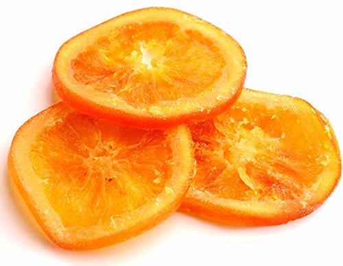 ( 輪切りバレンシアオレンジスライス 500g)ドライフルーツ