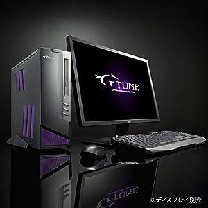 mouse ゲーミングデスクトップPC G-Tune LG-K711SHG7-ZBF/Corei7 7700/GTX1070/16GB/240GB/1TB