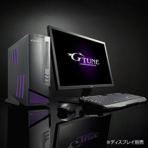 mouse ゲーミングデスクトップPC G-Tune LG-K5081SG5-ZBF/Corei5 7400/GTX1050/8GB/120GB/1TB