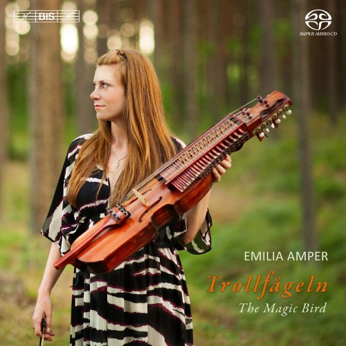 エミリア・アムペル : 魔法の鳥 (Trollfageln / Emilia Amper) [SACD Hybrid] [輸入盤]
