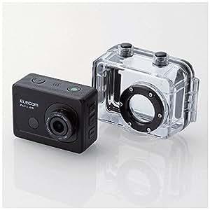 アクションカメラ(Full HD)ACAM-F01SBK