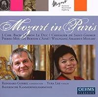 Reinhard Goebel: Mozart in Paris by Bayerische Kammerphilharmonie (2013-08-05)