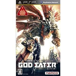 PSP GOD EATER(ゴッドイーター)