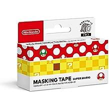 マスキングテープ スーパーマリオ(キノコ/ハテナブロック)