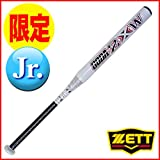 ZETT ゼット ソフトボール2号用バット GODA-2XW 80cm/600g平均 BAT50780-1100