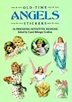Old-Time Angels Stickers (Dover Stickers)