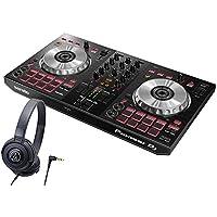 PIONEER DJスタートセット DDJ-SB3 + ATH-S100 (DJコントローラー + ヘッドホン) SERATO DJ LITE対応