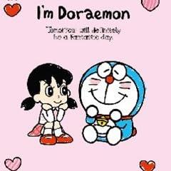 デルフィーノ 2019年マンスリー手帳 サンリオ I'm Doraemon ドラえもん&しずかちゃん 2018年9月始まり B6サイズ SA-36204