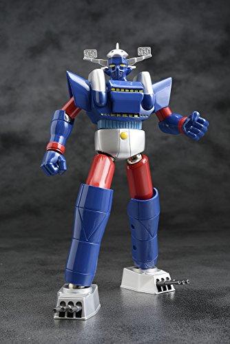 ダイナマイトアクション! 合体ロボット ムサシ バイオスカラー版 ノンスケール レジンキャスト&ABS製 塗装済み 完成品 可動フィギュア